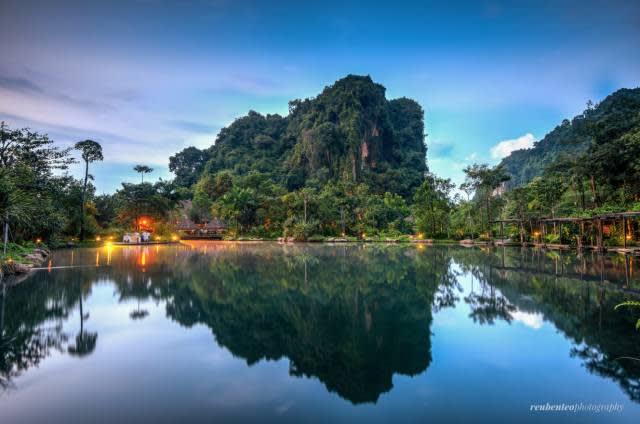 班 雅 蘭 溫 泉|Flickr: Reuben Teo