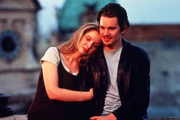 情侶出遊 《愛 在》三 部 曲 電 影 劇 照