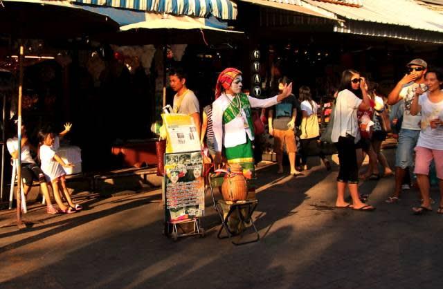 Pic|Chatuchak Market, Bangkok Flickr@Paul