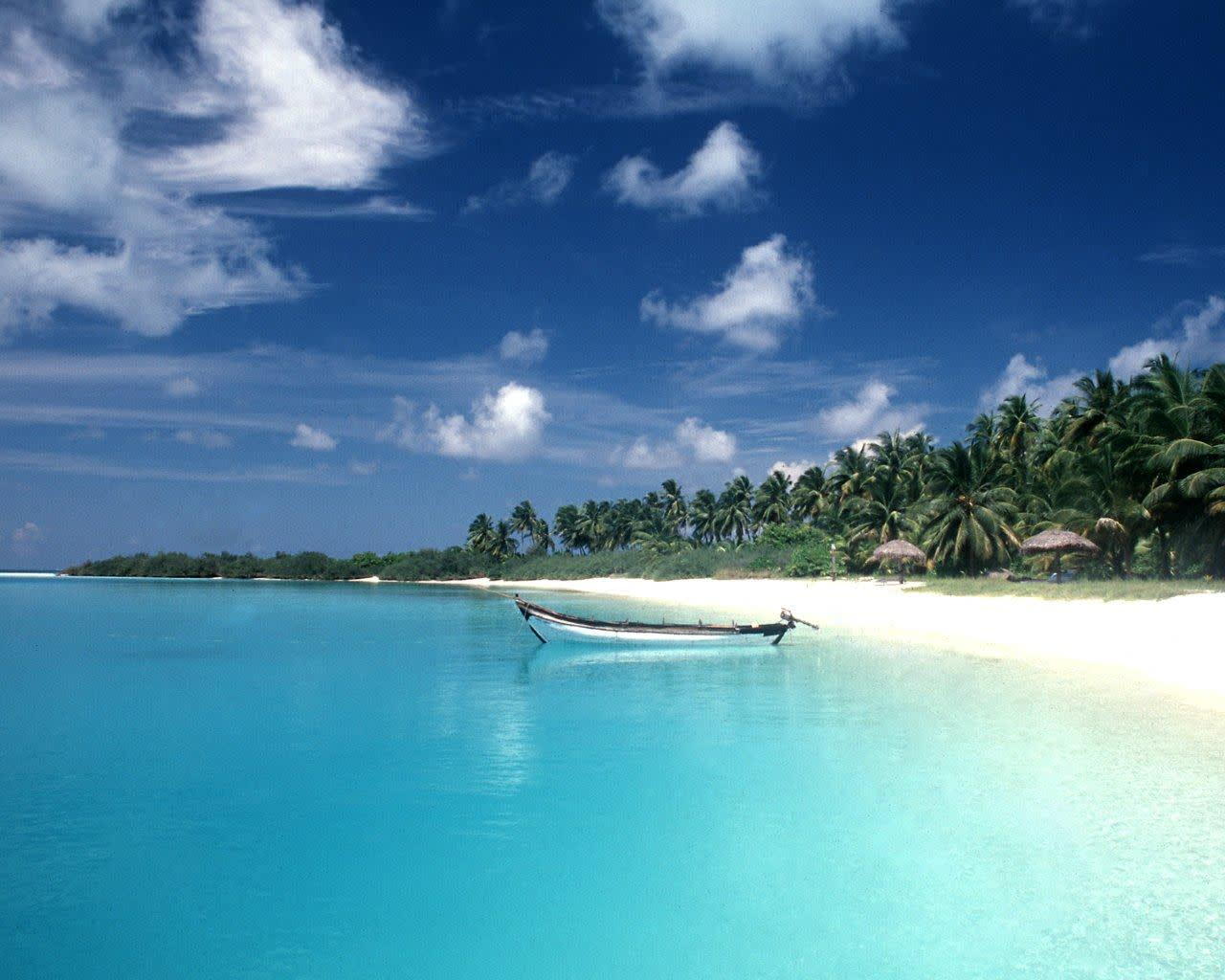 寧 靜 的 哈 維 洛 克 島
