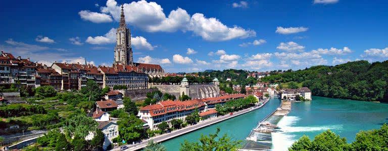 來 到 瑞 士 一 定 要 見 識 看 看 伯 恩 的 美( 圖 片 來 源 : goo.gl/vshJhx )