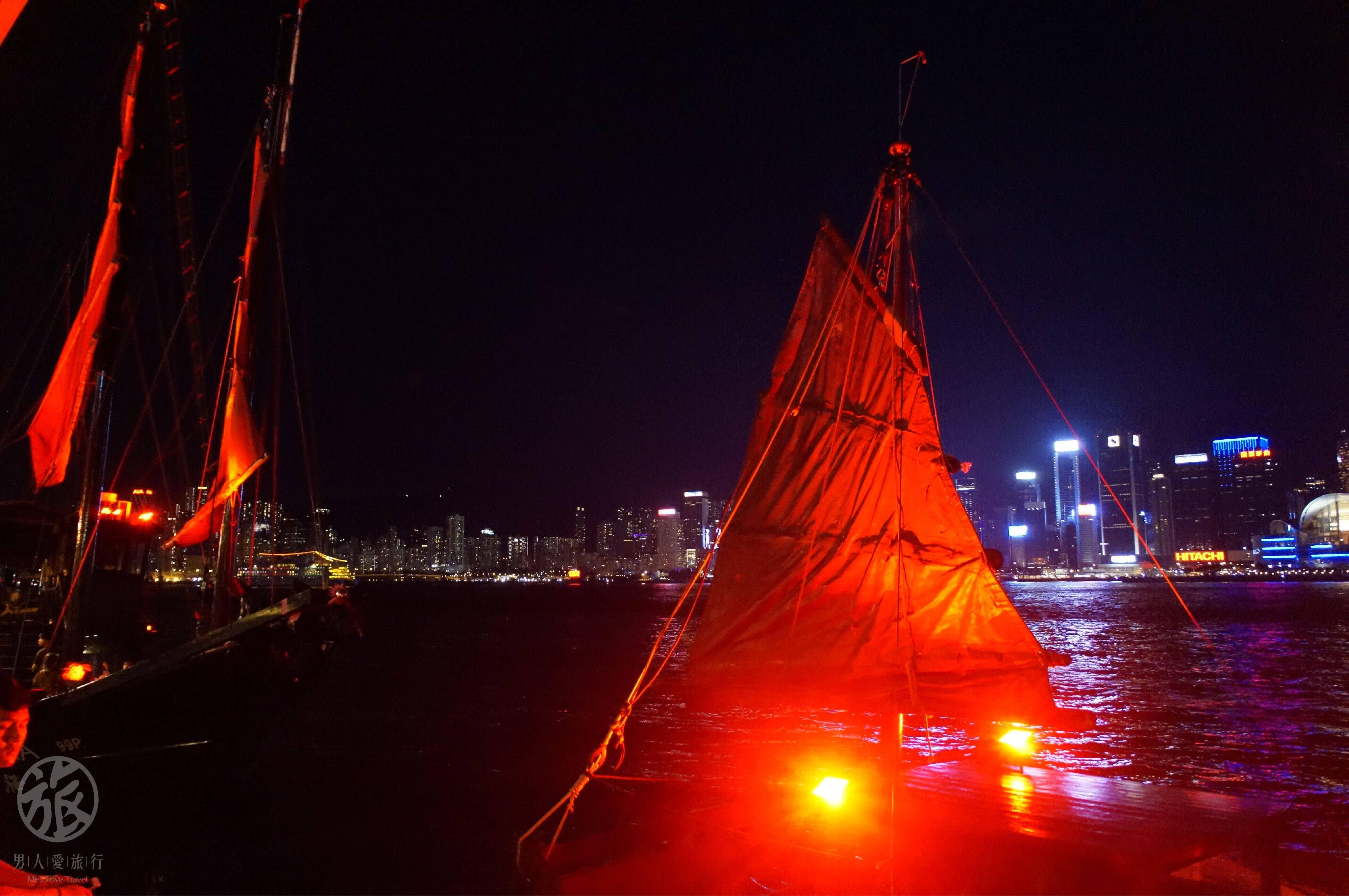 彷 彿 回 到 航 海 時 代 , 維 多 莉 亞 港 的 歷 史 感 盡 現