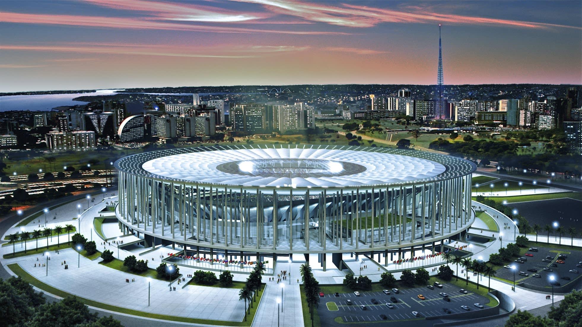 巴 西 新 首 都 ( 圖 片 來 源 : goo.gl/1OStrn )