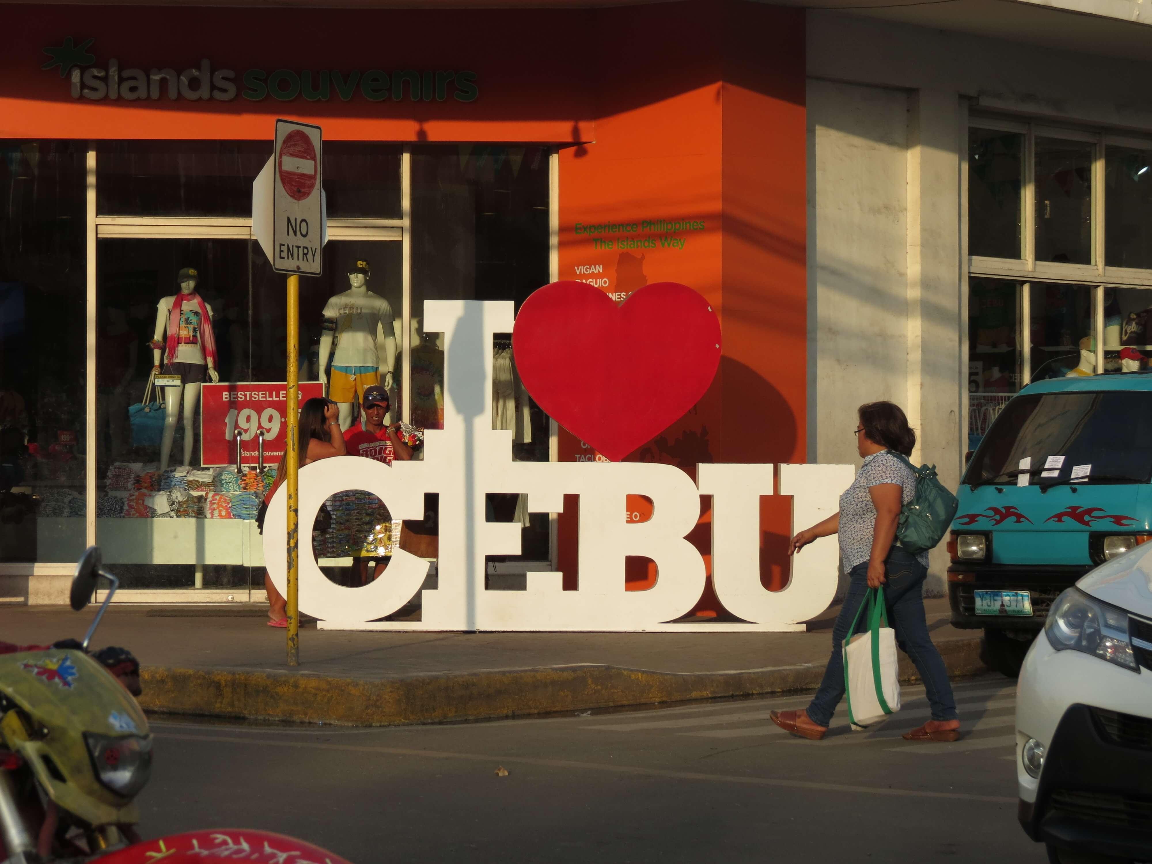 I LOVE CEBU