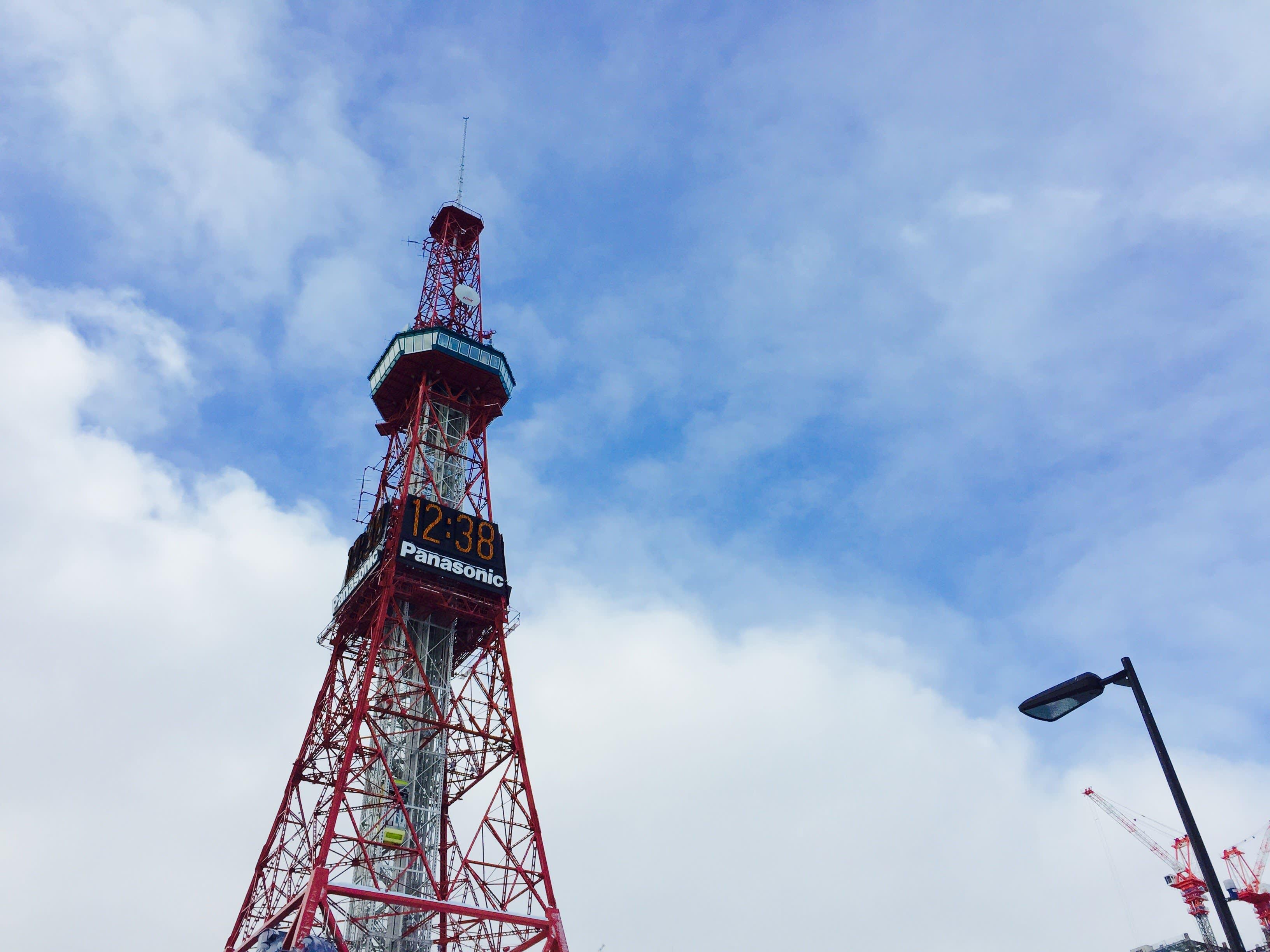 札幌電視台 。 Photographer|Zach Huang