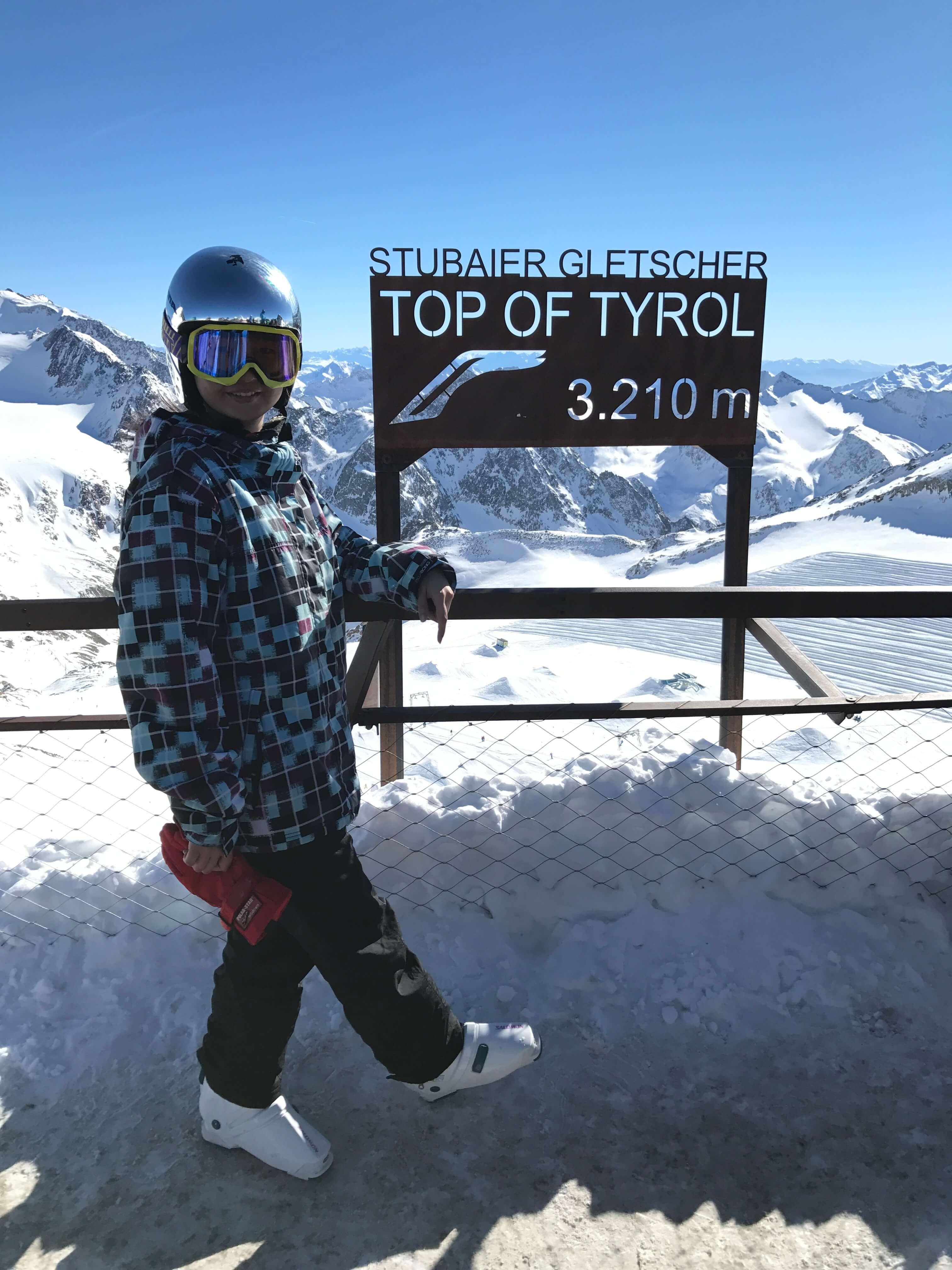 Innsbruck—Stubaier Gletscher Top of Tyrol by 倍包客