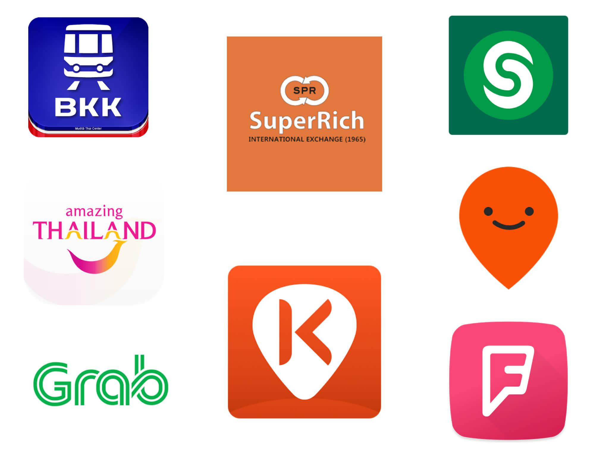 泰國旅遊App
