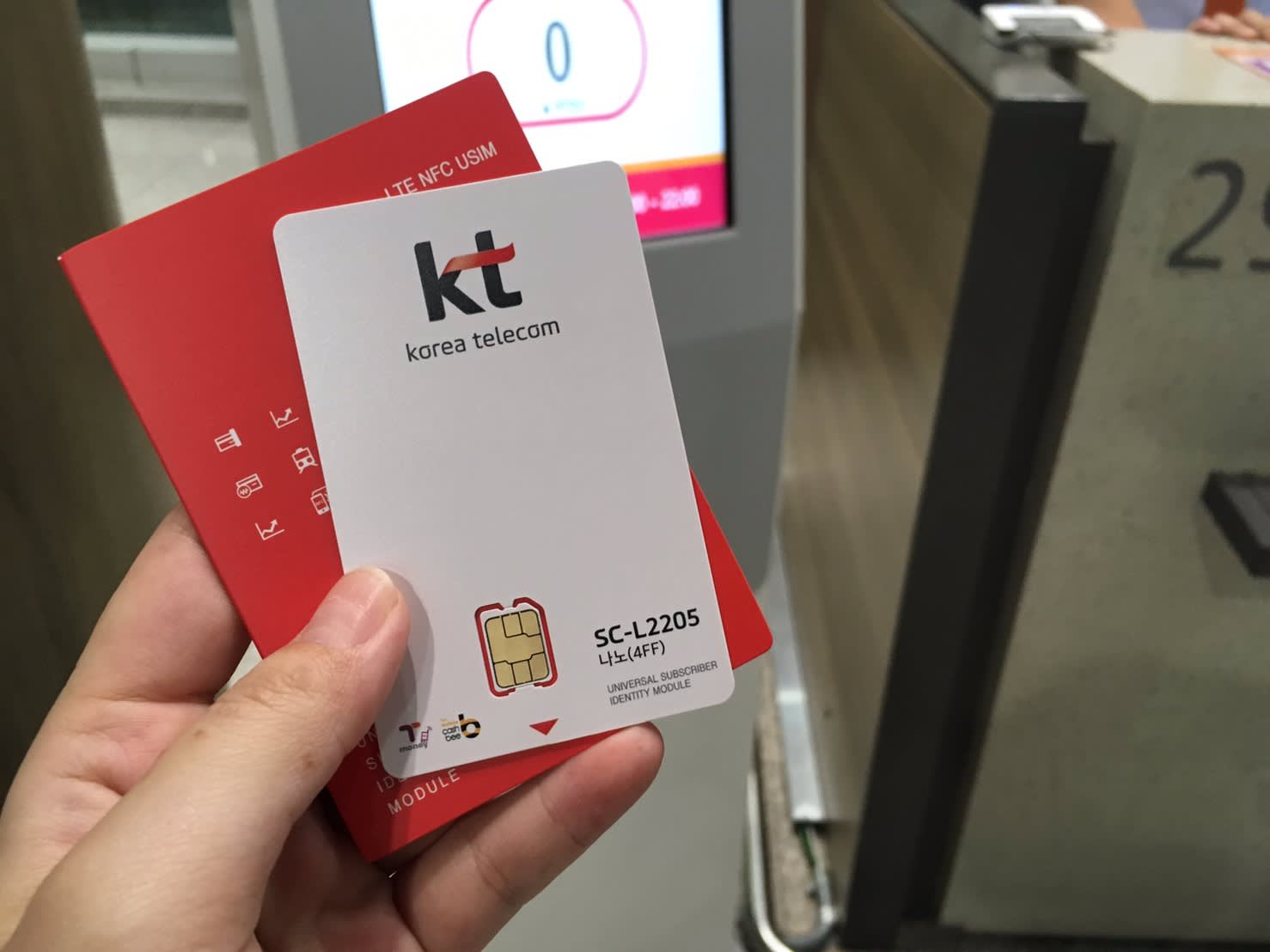 KLOOK客路推薦預訂:韓國4G網路卡