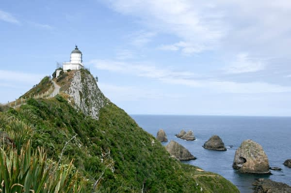 Nugget Point。