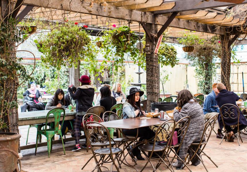 超慵懶早午餐 : The Grounds of Alexandria Cafe