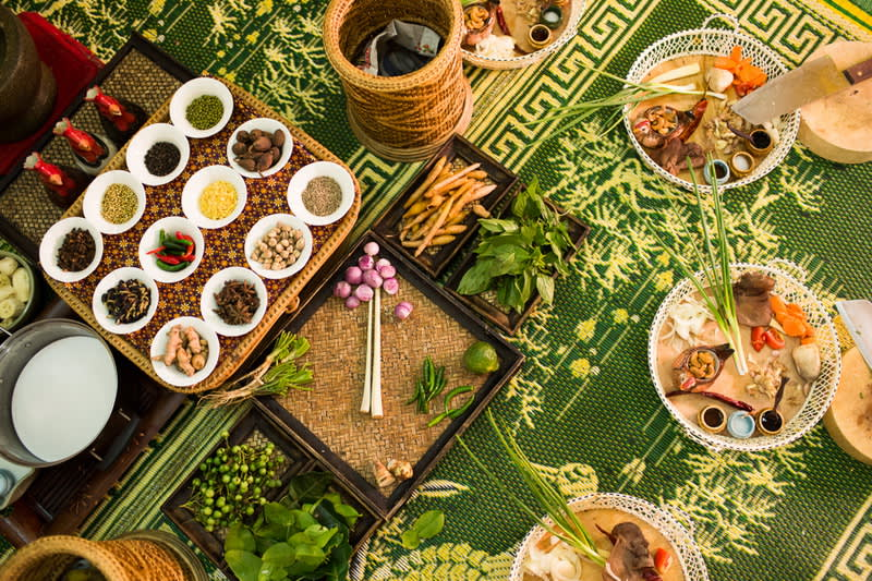 圖片來源:Silom Thai Cooking School官網