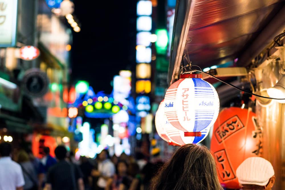 東 京 可 以 是 異 鄉 、 但 也 可 以 是 感 情 新 的 歸 宿