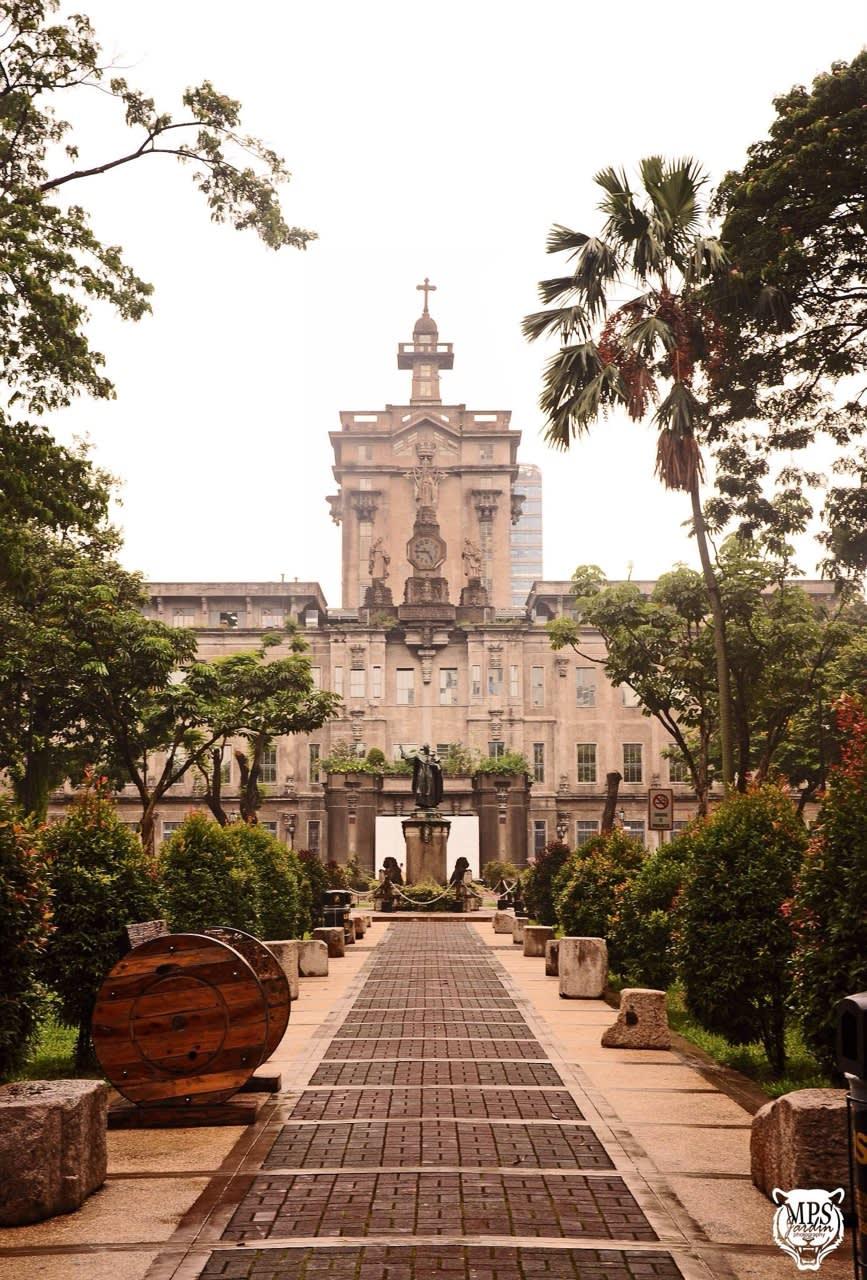 其 實 殖 民 國 的 建 築 都 相 當 的 精 緻 有 風 味