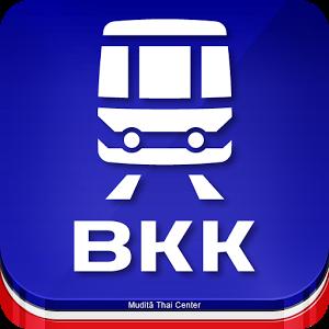 泰國實用App : 曼谷捷運BKK