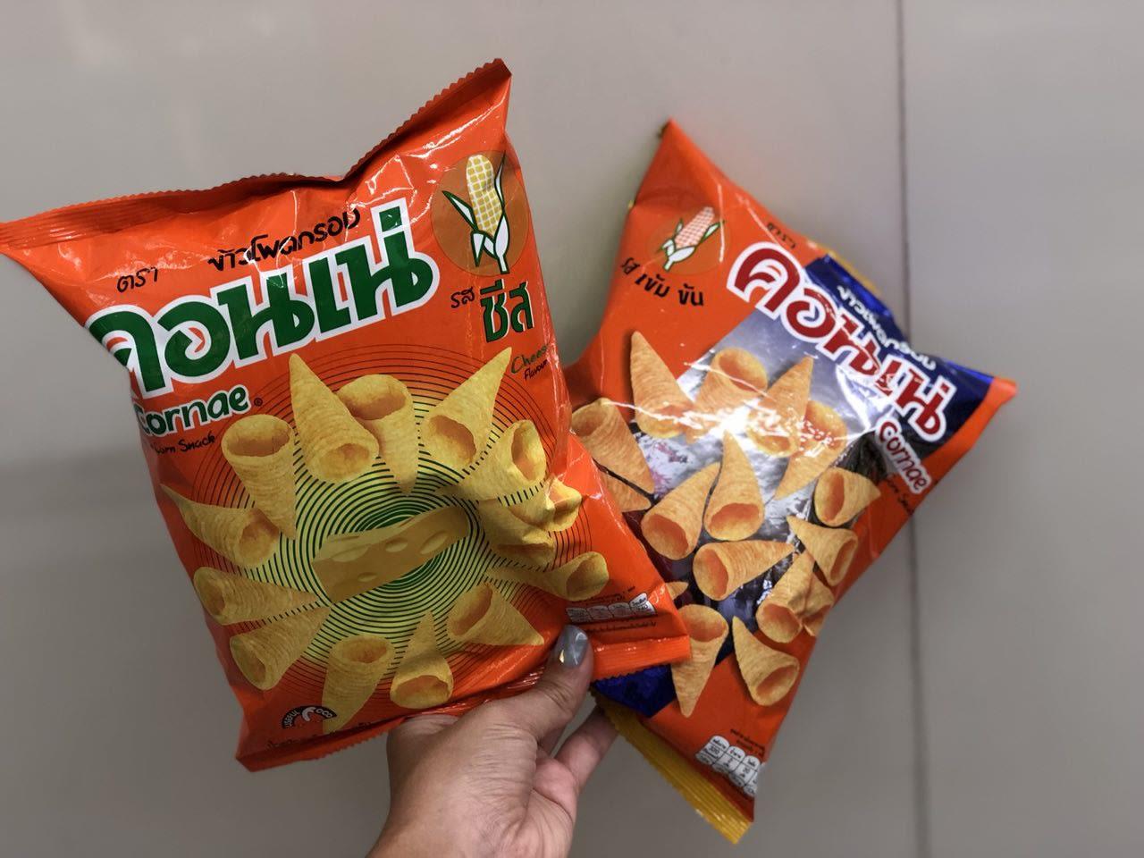 bangkok 7-11 corn chips