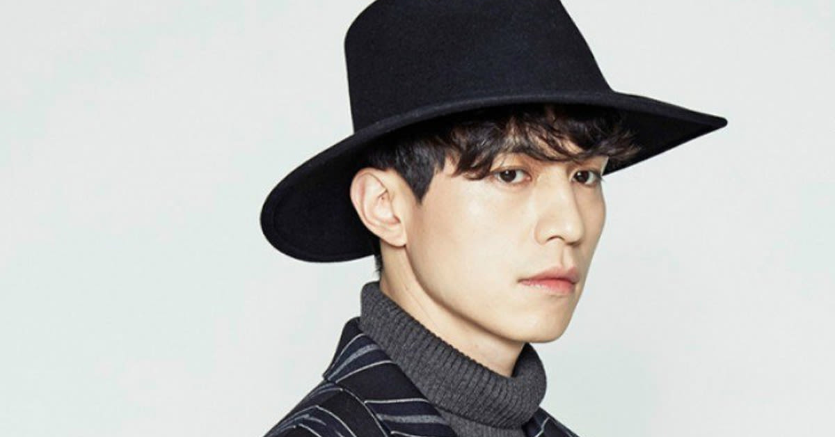 Lee Dong Wook Cover Image