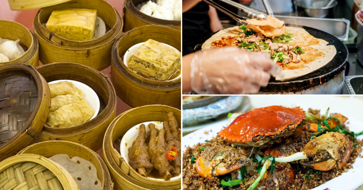 Feed Your Soul On A 3-Day Hong Kong MTR Food Trail