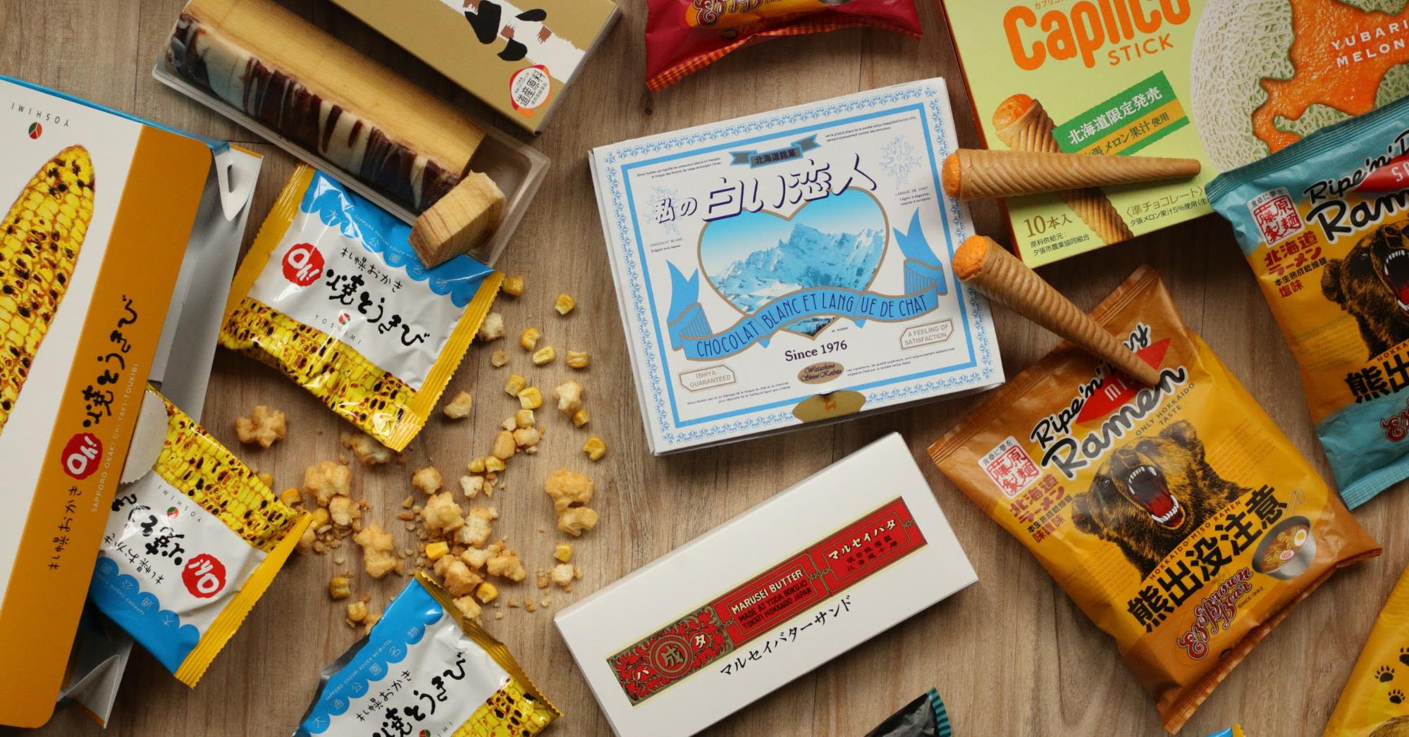 27 Hokkaido Food Souvenirs You'll Gladly Buy Extra Luggage For