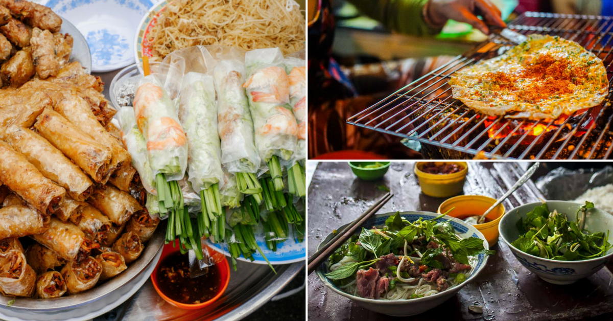 13 Vietnamese Street Food That Are Just To-Die-Pho