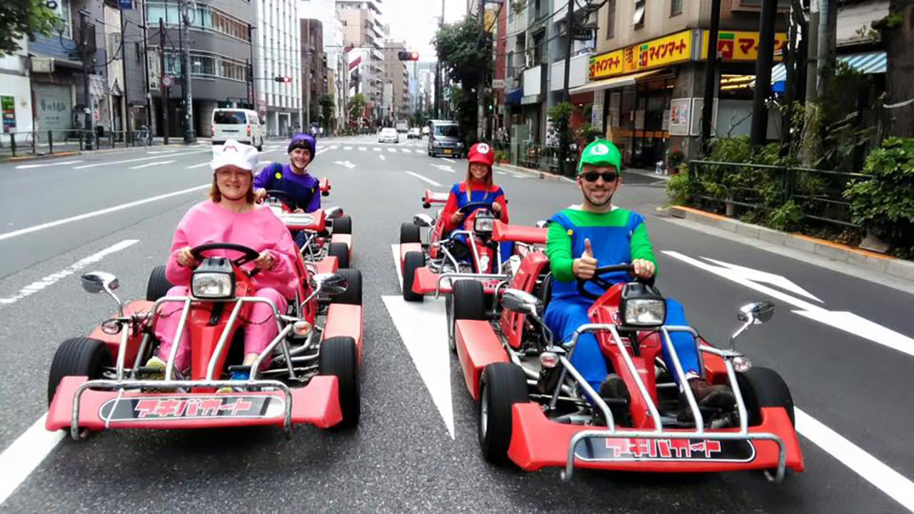 How-To-Save-$100-On-Your-Year-End-Holiday-To-Japan-go-kart-akihabara