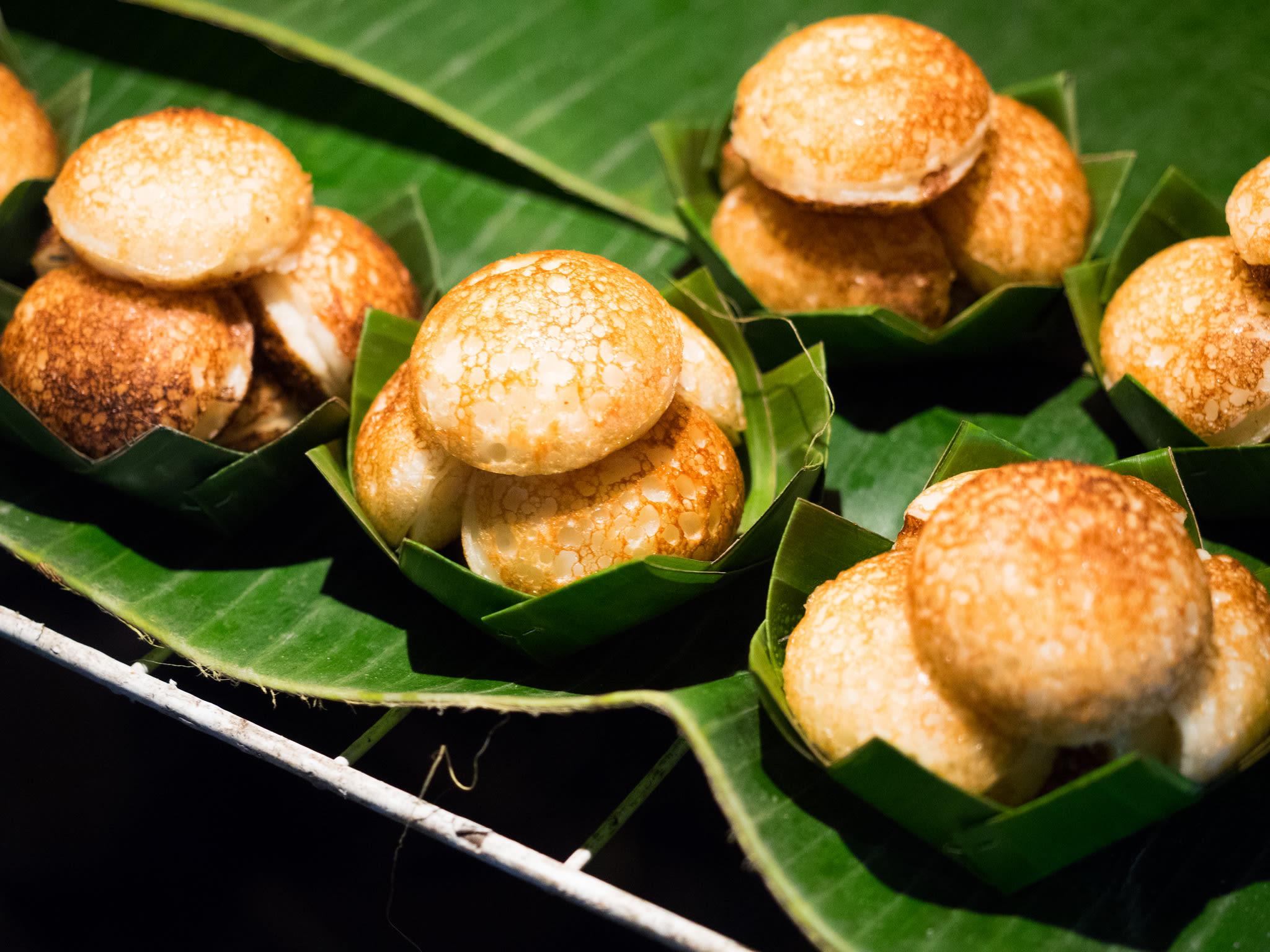 Lao Coconut Cakes