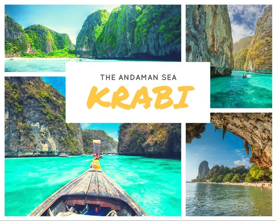 Krabi Islands Day Trip