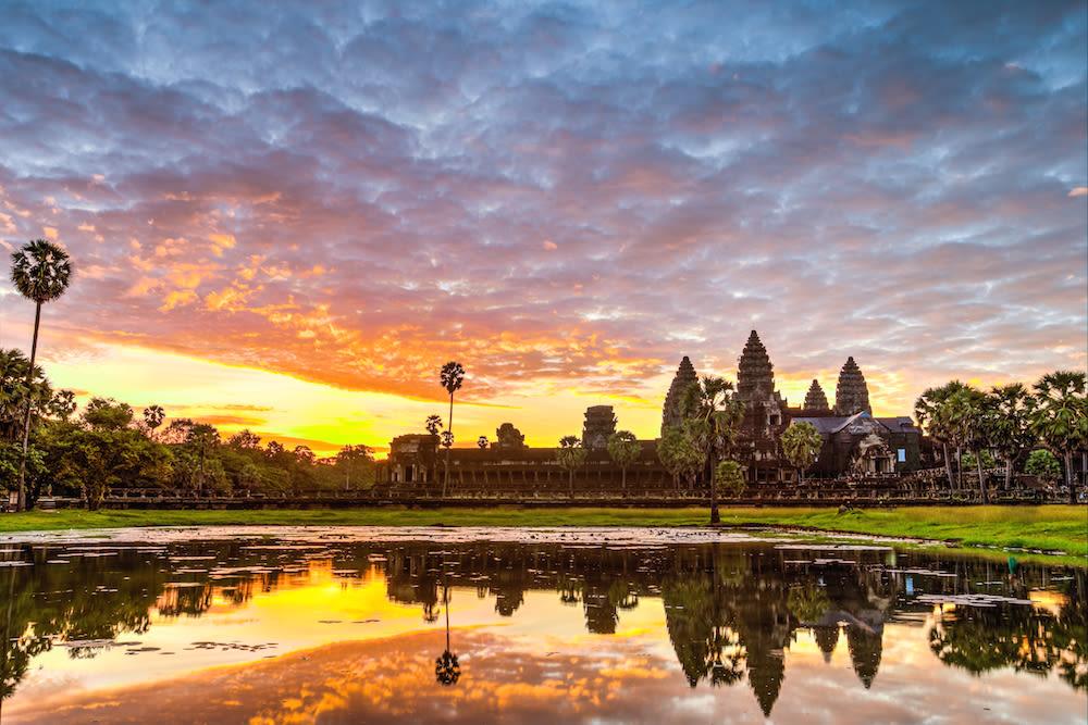 Angkor Wat Sunrise - Klook