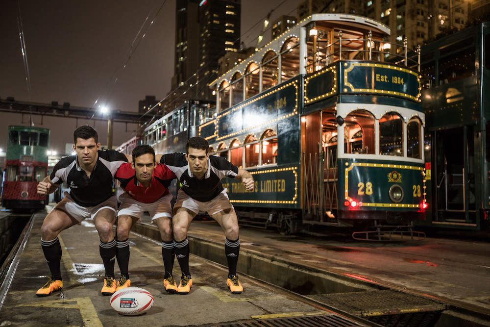 Rugby 7s Tram