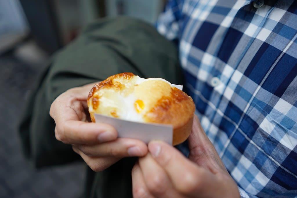 Egg Bread Seoul