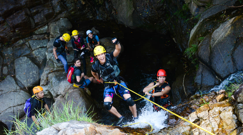 Canyoning Hong Kong