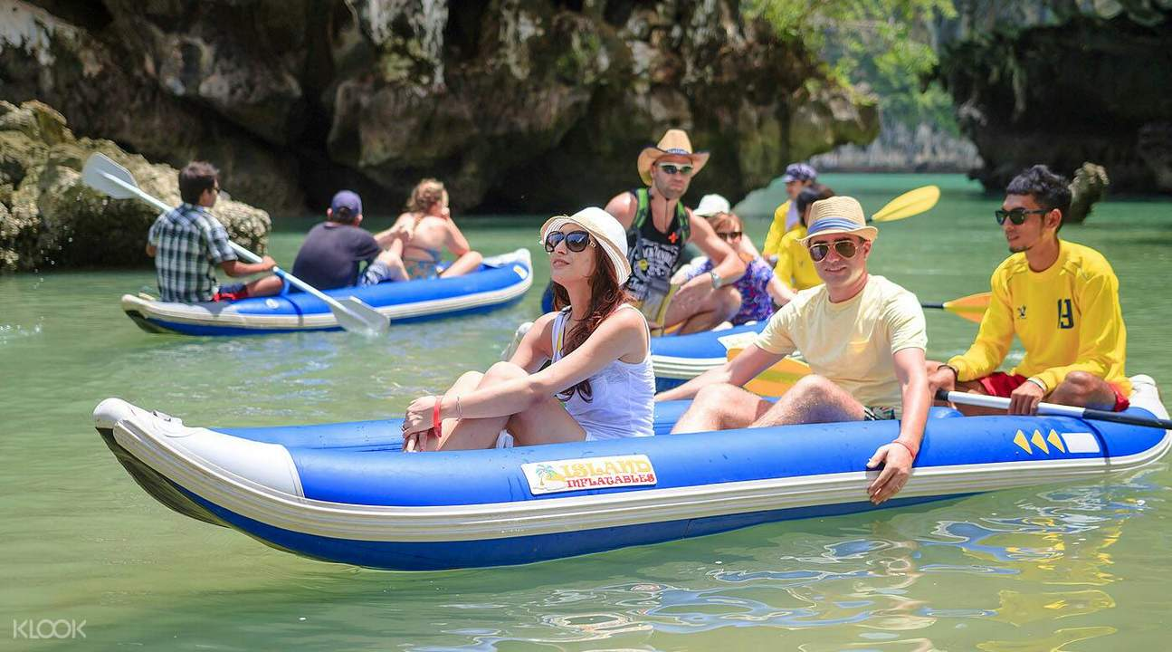 James Bond Island Speedboat