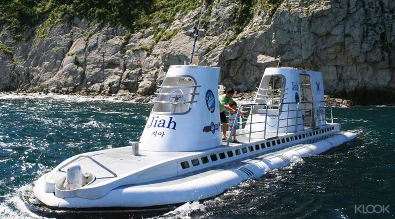 Jeju Submarine Adventure