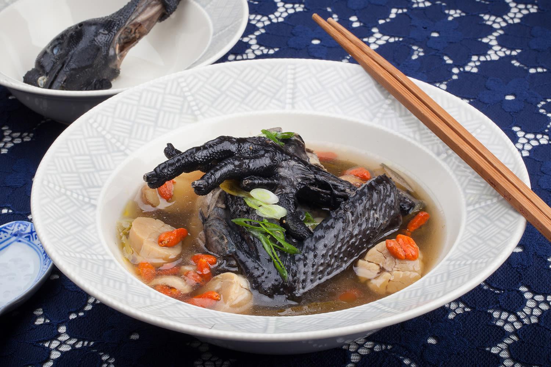 Black Chicken Taiwan