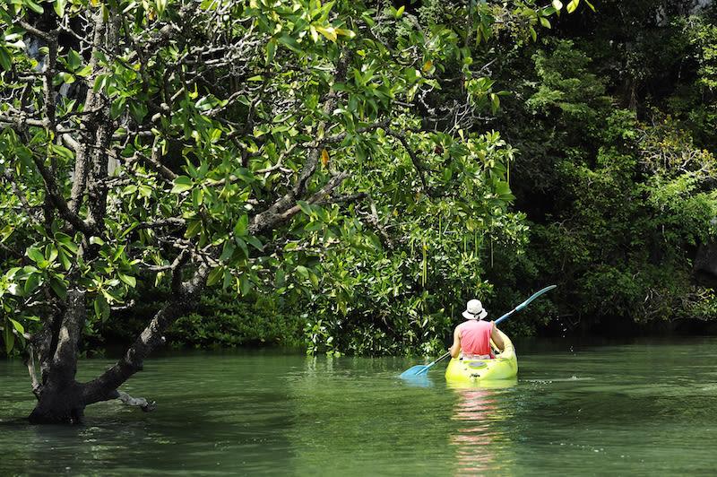 Kayak Singapore Klook Easter