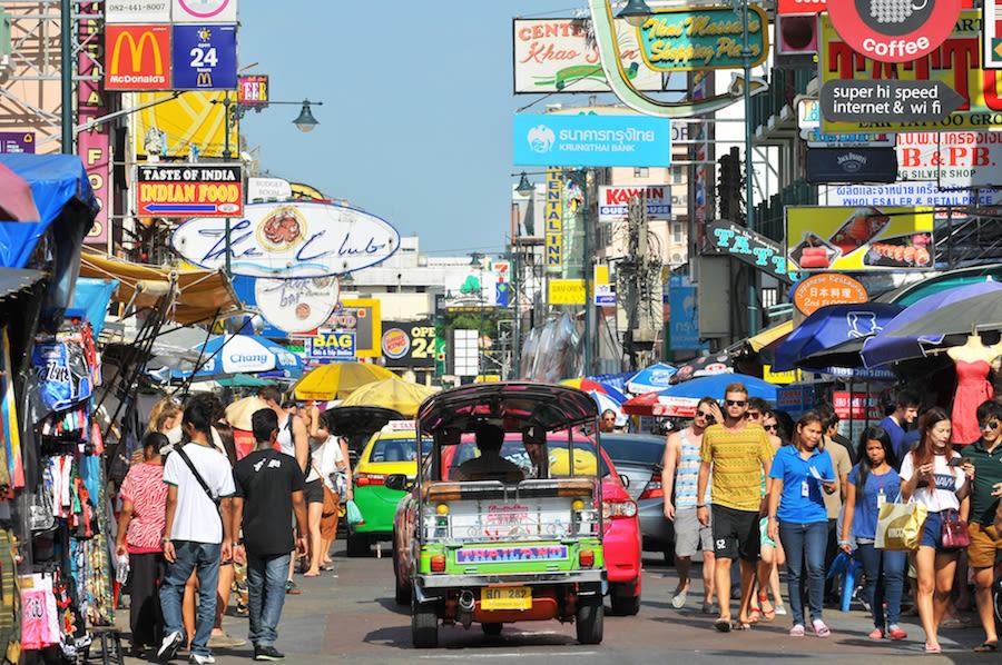 Bangkok Khao San Road