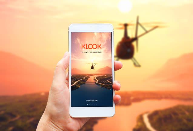 Klook App Image