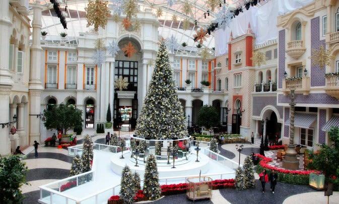 MGM Macau Christmas