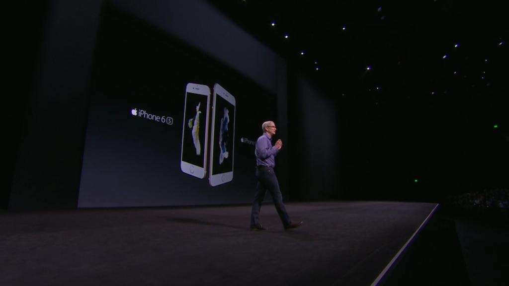 Apple Keynote September 2015