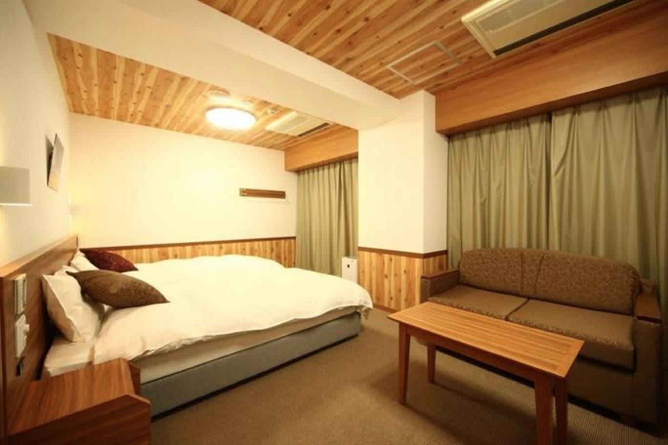 Dormy Inn PREMIUM Sapporo Double Room
