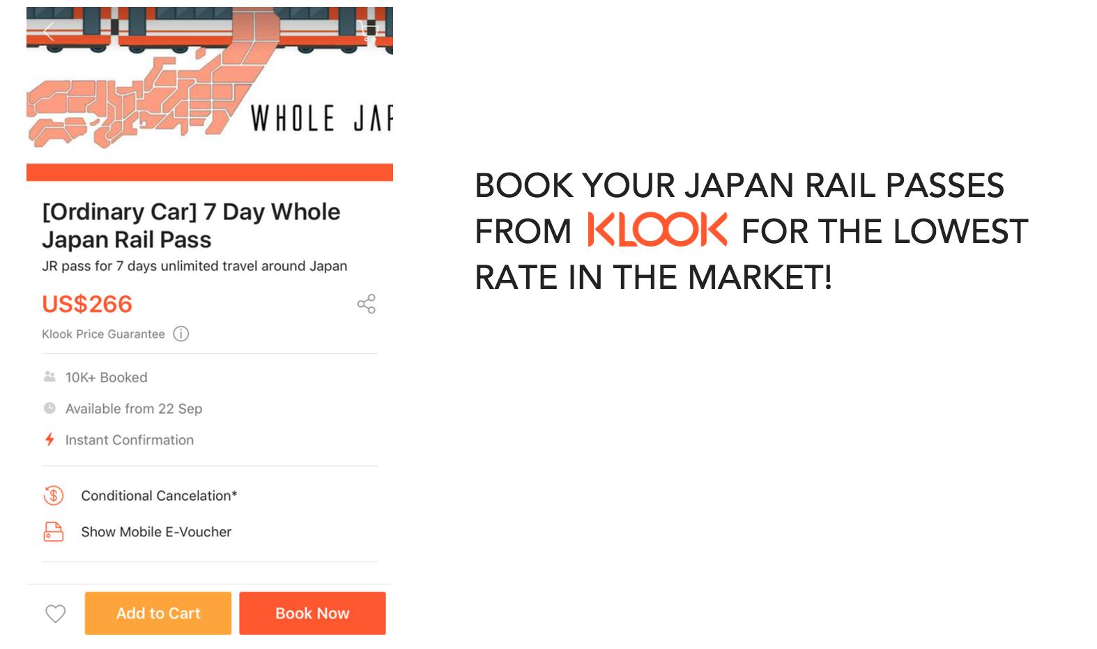 JR-Pass-Klook-Cheapest