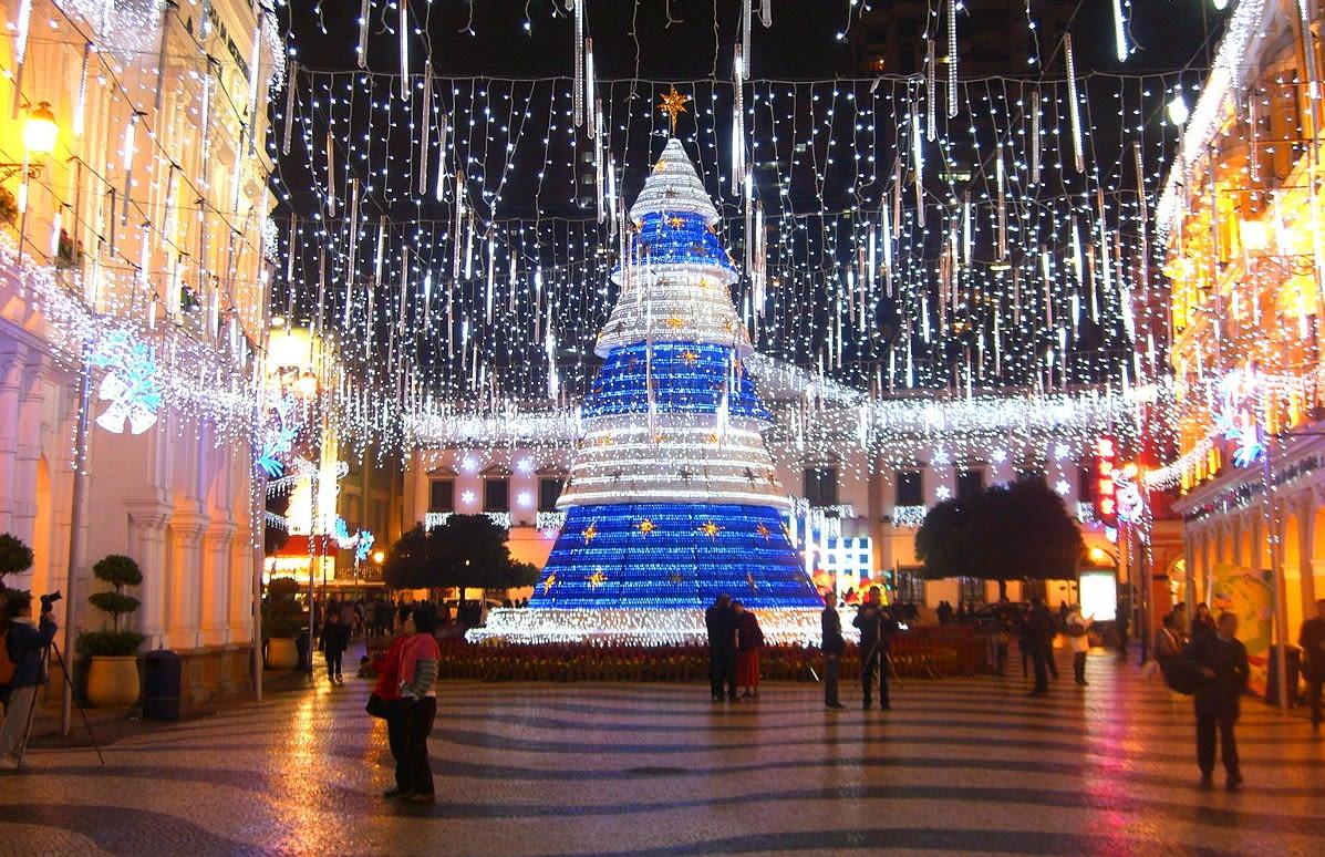 Senado Square Christmas