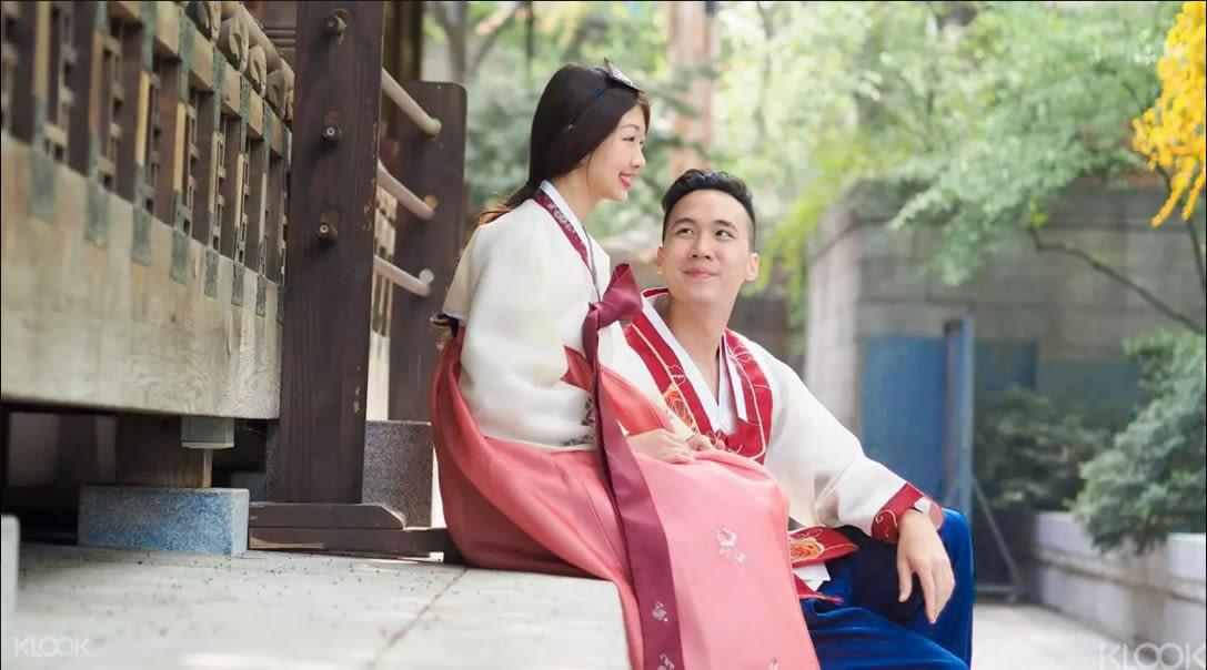 Hanbok Rental Seoul Korea
