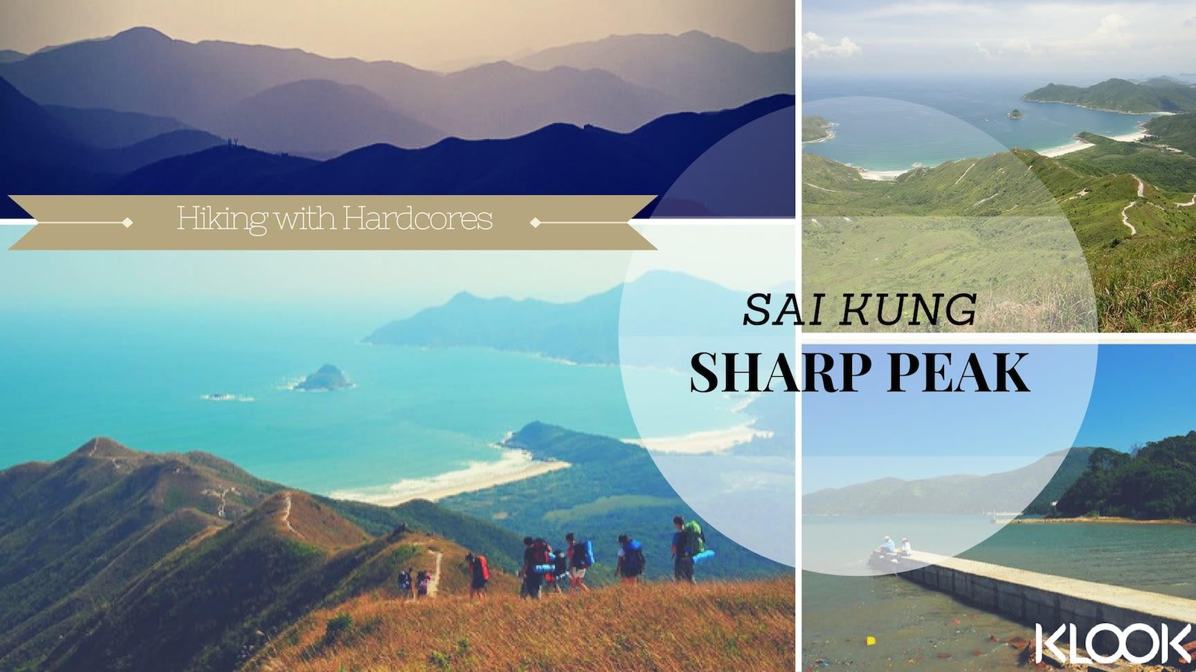 hiking, hiking in hong kong, hiking with friends, sai kung, Sharp Peak