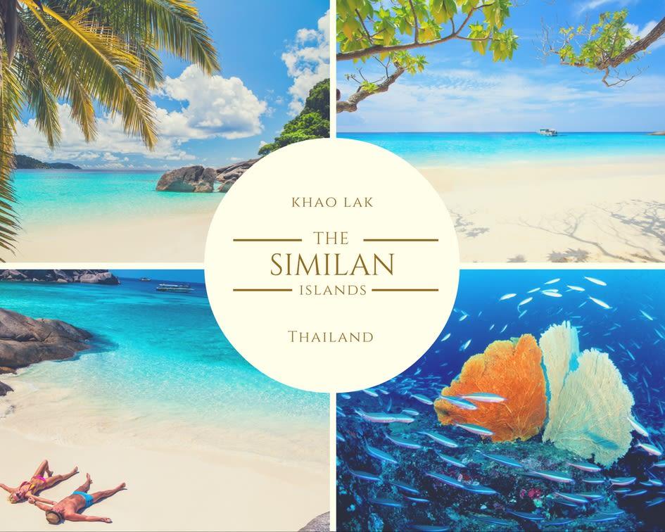 2017 Best Beaches Thailand