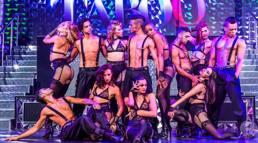taboo show, shows and performances in macau, macau show