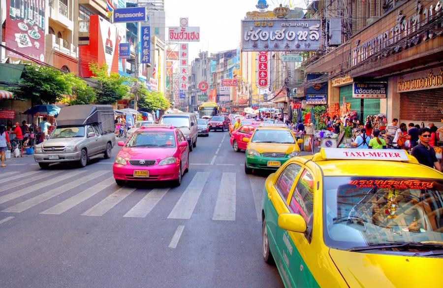 Taxi Thailand