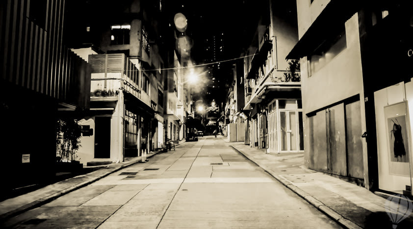 Wan Chai Haunted Tour
