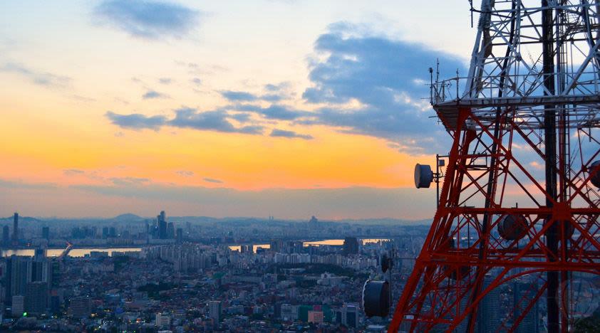 Romantic Destination in Seoul