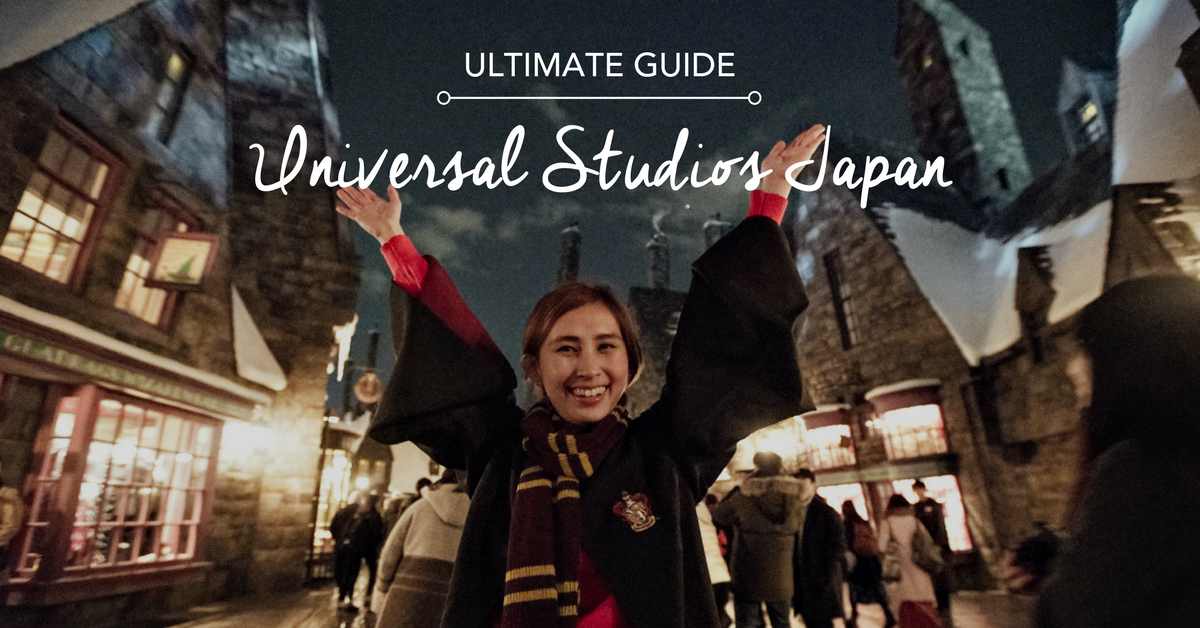 Ultimate Guide Universal Studios Japan