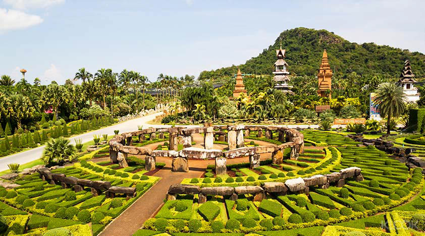How-To-Enjoy-A-Klook-It-Yourself-Holiday-In-Pattaya-Noong-noch-tropical-garden